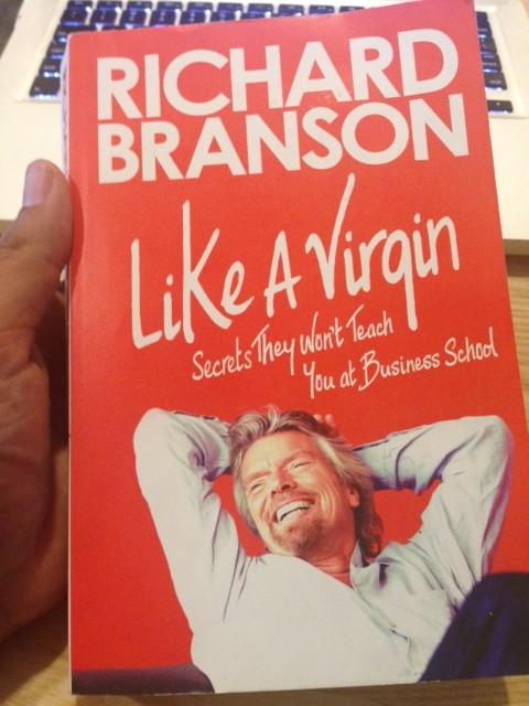 Like a Virgin by Richard Branson
