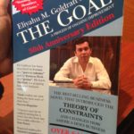 The Goal by Eliyahu Goldratt and Jeff Cox